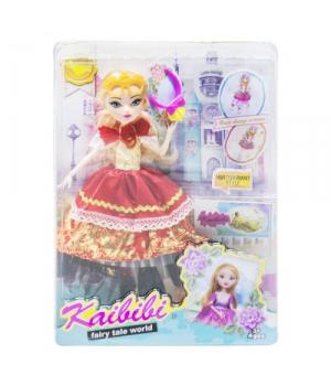 "Игрушка кукла ""KAIBIBI: Fairy Tale World"" с аксессуарами (красный) BLD123-1"