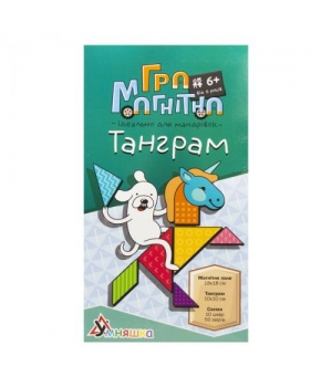 Дорожная игра магнитная Танграм 1487