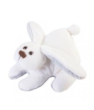 """Мягкая игрушка """"Зайчик Снежок"""" ЗА-0046"""