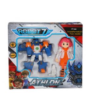 """Трансформер """"Athlon Robot"""", вид 8 Q1916"""
