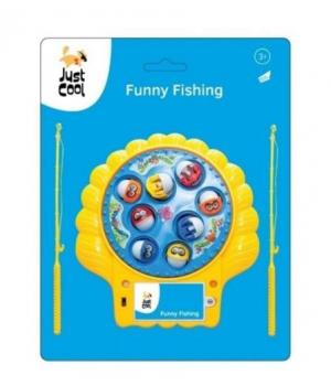 Игрушка веселая рыбалка, Just Cool