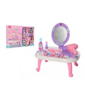 """Косметический столик с зеркалом """"Happy Girl"""" 688-32A"""