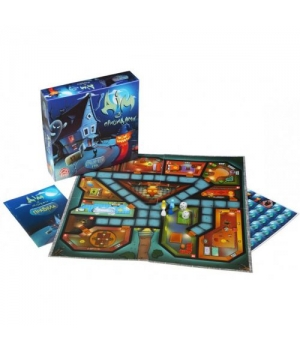 Настольная игра Дом с привидениями 58230