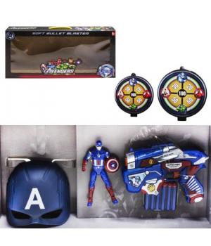 """Игровой набор """"Марвел: Капитан Америка"""" SB392"""