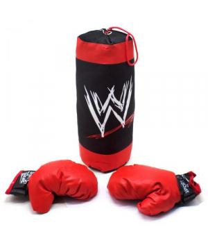 Набор боксерский детский груша и перчатки от 3 лет, 1 кг, 42 см
