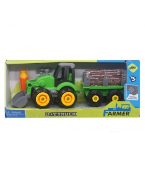 Трактор лесовоз игрушка sv-172