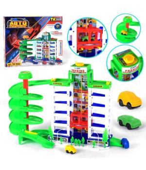 Игровой набор игрушка паркинг с лифтом, TK922