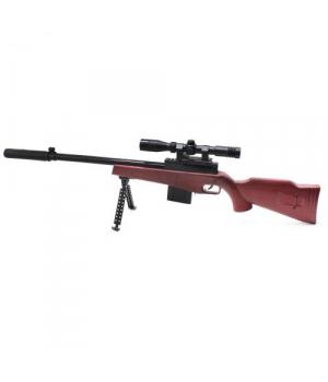 Игрушечная снайперская винтовка, с прицелом (аналог Remington 700)
