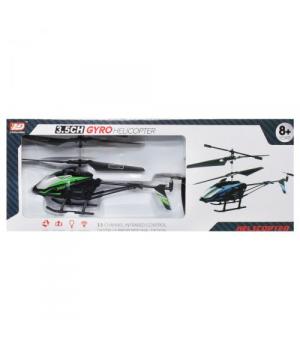 Игрушечный вертолёт с пультом, зеленый Z2