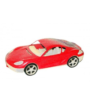 Машина спортивная (красная) KW-07-702-1