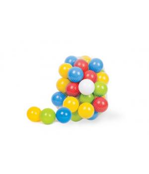 Шарики мягкие, d=8 см, 60 шт 4333