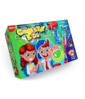 """Большой набор для опытов """"Chemistry Kids"""" (рус) CHK-01-02"""