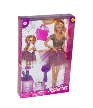 """Игрушка Кукла """"Defa Lucy"""" с ребенком №2 8304"""