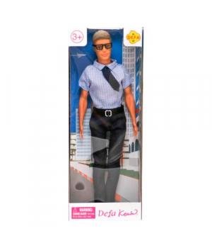 """Игрушка кукла """"Defa Kenin: офисный работник"""" (в голубой тениске) 8336"""