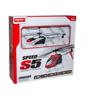 """Вертолет """"Syma S5"""" на радиоуправлении (белый)"""
