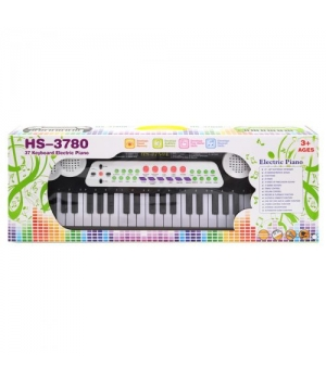 "Синтезатор с микрофоном ""Music"" (37 клавиш) HS3780A"