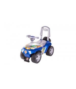 Автомобиль толокар каталка, синий, Орион