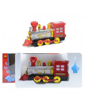 """Поезд """"Super Train"""" с дымом 1558"""