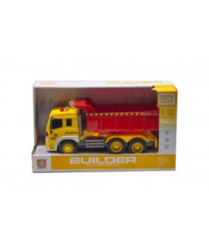 """Спецтехника """"City Service"""" грузовик WY310B"""