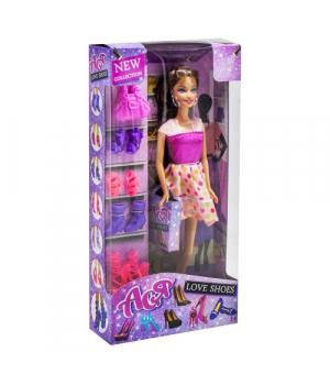 Детская Кукла Ася с аксессуарами 35134