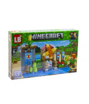 """Конструктор """"Minecraft: ветрячок"""", 140 дет CB505-1"""
