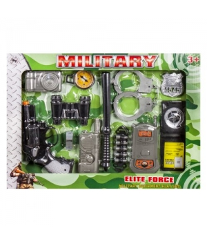 """Военный набор """"Elite Force"""" 20-3"""