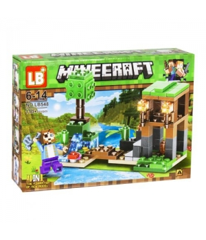 "Конструктор ""Minecraft"" ""Тор"" Е272"