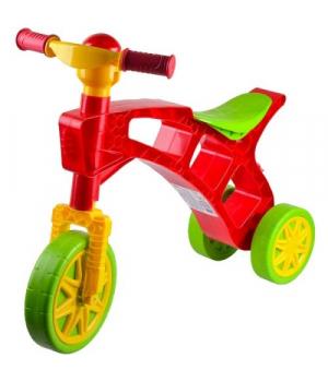 Беговел Каталка Ролоцикл (красный) 3831