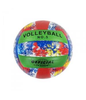 Мяч волейбольный №5 (красный) C40215