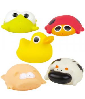 """Набор игрушек для купания """"Зверушки"""" (5 шт) 58115"""