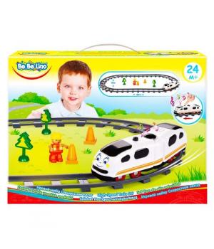 Детская железная дорога для малышей