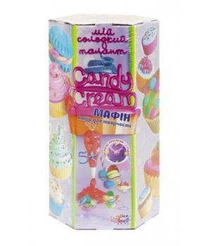 "Набор для творчества ""Сandy Cream: Маффин"" 75010"