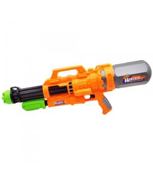 Водный пистолет Water Gun, 60 см, оранжевый YS367