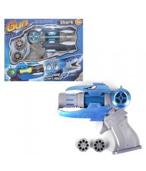 Пистолет проектор Shark Gun 1401/2/3