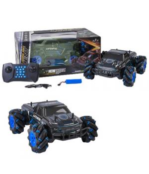 Игрушечный джип на радиоуправлении, синий RQ-2077