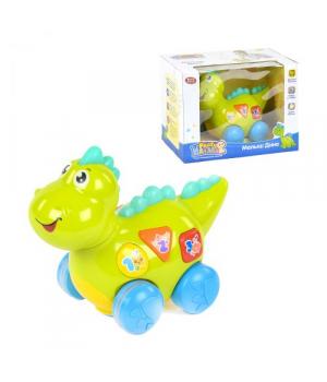 """Интерактивный динозаврик """"Малыш Дино"""" 7725"""