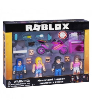 """Набор фигурок """"Roblox"""" Neverland Lagoon,  JL18836"""
