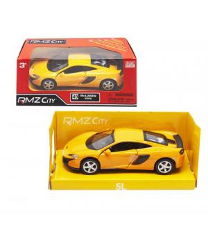 """Машинка """"McLaren 650 S"""", оранжевый"""