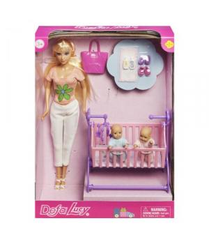 """Детская Кукла """"Defa. Мама"""" вид 1 8359"""