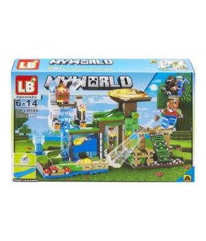 "Конструктор ""Minecraft"", A 559"