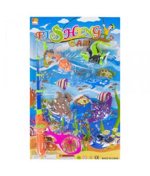 Развивающая игрушка рыбалка на магнитах, Fishing Game