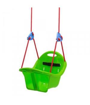 Детская качеля подвесная, Аист, зеленый, Максимус