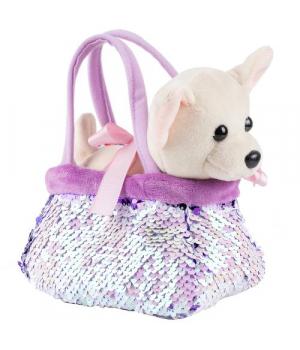 """Мягкая игрушка """"Собачка в сумочке"""" SUMS0"""