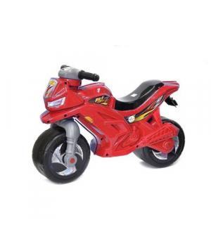 Детский мотоцикл толокар красный, Орион