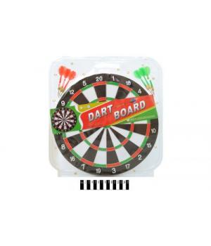 "Дартс детский с дротиками, (иглы) ""Dart Board"" (35 см) SJ15326"