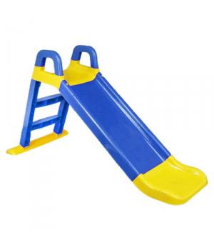 Детская горка для катания голубая, Doloni-Toys