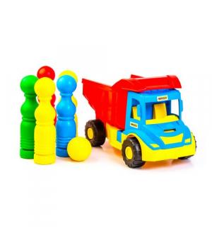 """Игровой набор Грузовик с кеглями """"Multi truck"""" 39220"""
