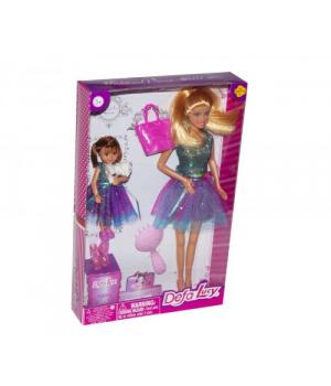 """Игрушка Кукла """"Defa Lucy"""" с ребенком №1 8304"""