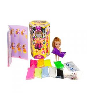 "Набор креативного творчества ""Princess Doll"", маленькая (рус) CLPD-02-01"