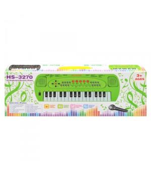 Игрушечное пианино с микрофоном (32 клавиши) HS3270A